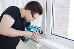 Качественно отрегулирую и отремонтирую окна и двери