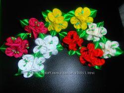 цветочные резиночки