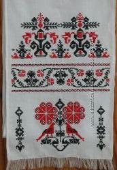 рушник украинский свадебный