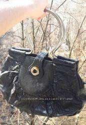 сумка кожаная английской фирмы TwoNine