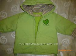 курточка для девочки весна-осень 74р