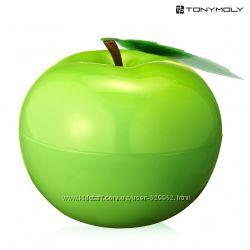 Tonymoly  Appletox smooth massage peeling cream  Массажный яблочный пилинг