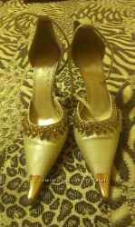 туфельки в идеальном состоянии