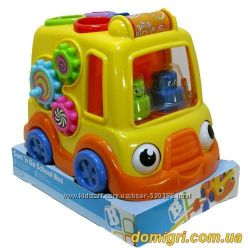 Автобус-сортер BabyBaby