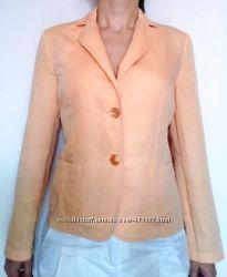 Персиковый пиджак Max Mara