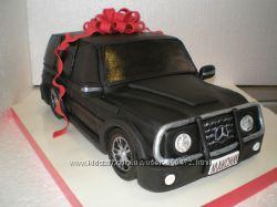 Торт на заказ праздничный Луганск