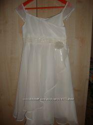 Платье праздничное воздушное для принцессы.