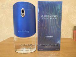 Мужская туалетная вода Givenchy Blue Label