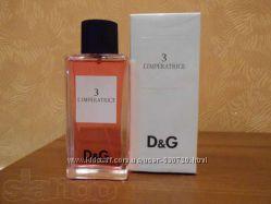 Женская туалетная вода Dolce & Gabbana 3 LImperatrice