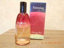 Туалетная вода для мужчин Christian Dior Fahrenheit