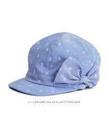 Стильные кепки для девочек H&M