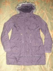Куртка деми для девочки парка