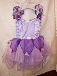Нарядное или бальное платье на 2-4 года.