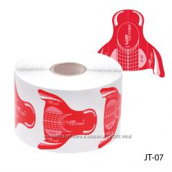 Формы для наращивания ногтей. ФОРМЫ Kodi универсальные 300 шт.