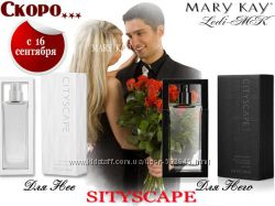 Парфюмерная вода Cityscape от Mary Kay
