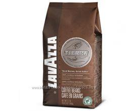 Кофе Lavazza Tierra зерно 1 кг