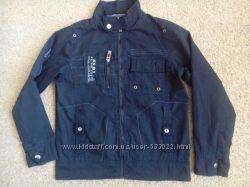 Фірмова куртка - вітровка REBEL на 11-12 років