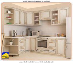 Кухня Флоренция. Итальянское качество и стиль по украинским ценам