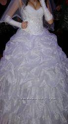 Недорого продам свадебное платье