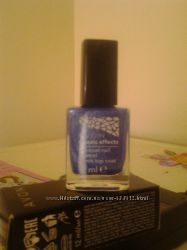 Лак-мозаїка синій