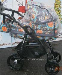 Продам бу коляску Anmar Hilux 2 в 1 в отличном состоянии