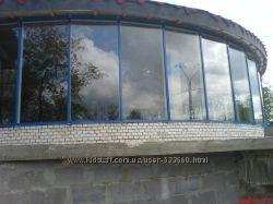Алюминиевые фасады, зимние сады