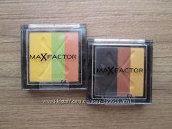 Трио тени -Max Effect - Max Factor.  Новое
