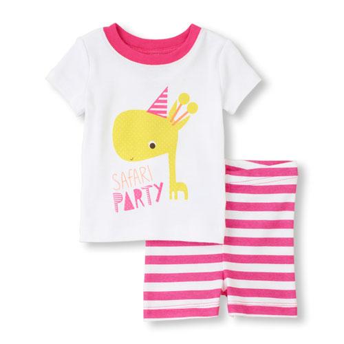 Пижамка для девочки Childrens Place. Размер 2Т. Новая