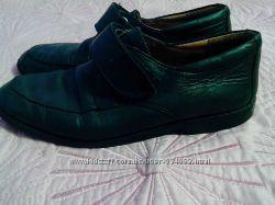 Туфли кожаные для школы 33 р