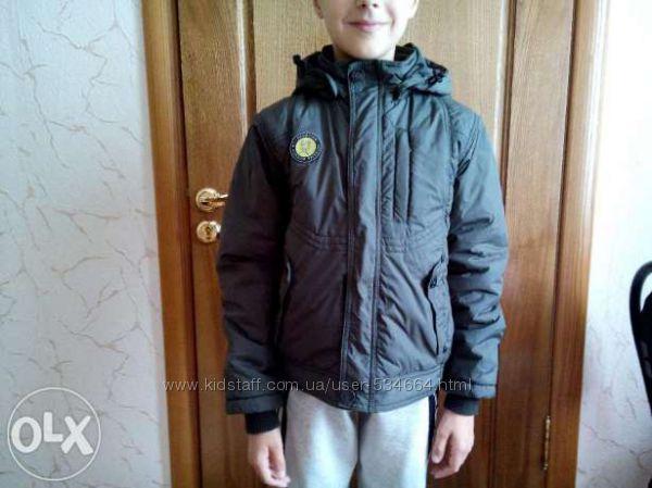 Продам куртку осень-весна на мальчика в хорошем сосьоянии