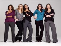 Брюки женские Lane Bryant, большой размер 14, США
