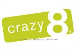 CRAZY8 - скидки от цены сайта. Прямая доставка из США. Без комиссии.