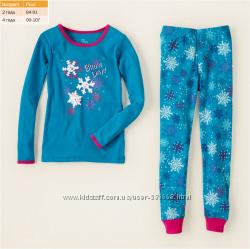 Пижама CHILDRENS PLACE для девочек  1- 2 лет