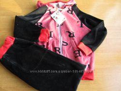 Спортивные костюмы и штанишки для девочки разные р. 104