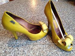 Женские кожаные туфли Miss Sixty