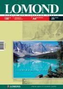 Глянцевая фотобумага Ломонд для струйной печати, A4, 130 гм2, 25л