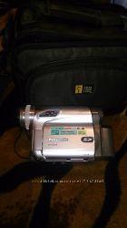 Видеокамера  Panasonic NV-GS35 Оптический Зум 30x, сумка в подарок