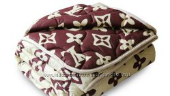 Одеяло из шерсти мериноса, овчины  и силикона