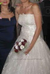 продам  прокат свадебное платье бу