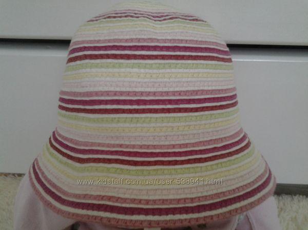 Шляпки-панамки для девочки