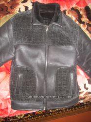 Зимняя добротная мужская куртка