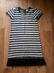 Платье туника для девочки на рост 152-158см бу.