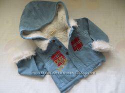 Куртка коттоновая