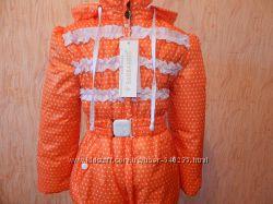 Классная Деми куртка для девочек