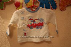 Реглан, кофта на возраст 3-6 месяцев, 62 см, Италия, марки Ellepi