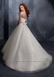 Американское оригинальное свадебное платье Mori Lee