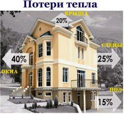 Энергосберегающие пленки. Днепропетровск