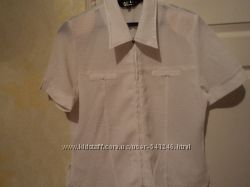 Блуза белая на размер 50-52