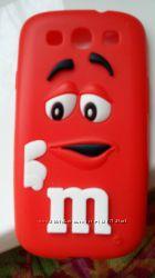 Чехол бампер для Samsung Galaxy S3 i9300 бесплатная доставка