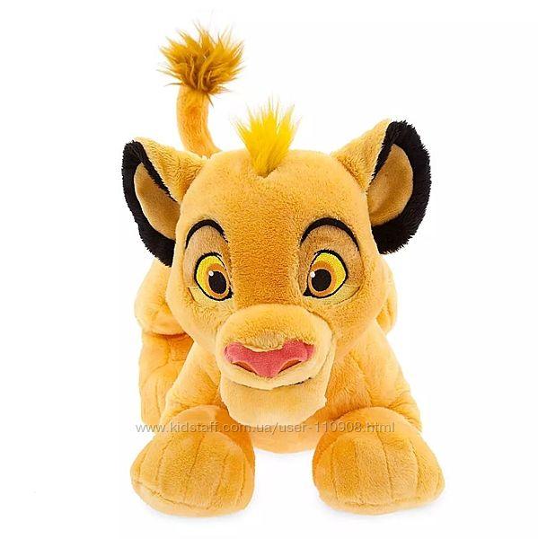 Мягкая игрушка Симба из мф Король лев. Дисней